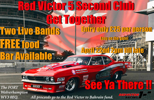 5 Second Club Get Together